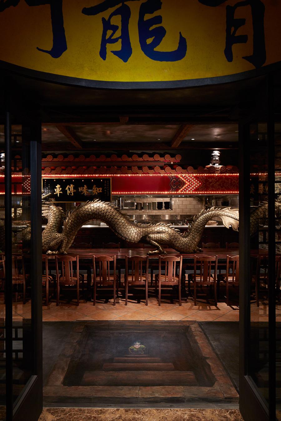 イクスピアリ 青 龍門 【イクスピアリ】コスパ良の台湾料理店「青龍門」の場所とオススメメニュー
